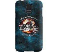 Harley Davidson Sportster Road Warrior Samsung Galaxy Case/Skin