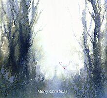 Rudolf by Jacki Stokes