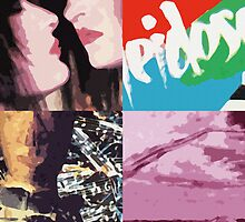 Siouxsie And The Banshees Pop Art by PheromoneFiend