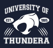 University of Thundera (white) by kingUgo