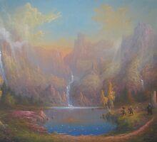 Dwarf Kingdom The Crown Of Durin by Joe Gilronan