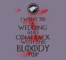 Bloody Wedding Game Of Thrones by viperbarratt