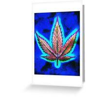 Hemp Lumen #10 Marijuana/Cannabis Greeting Card