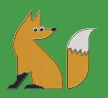 Happy Birthday Fox Kids Clothes