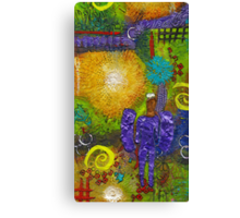 The Angel of Good Thoughts Canvas Print
