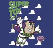 Super Toy Bros. by moysche