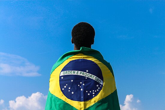Brazilian Fanatic by Mathieu Longvert