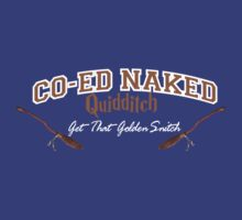 Naked Quidditch - Ravenclaw by waltervinci