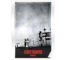 State Trooper Nebraska Poster