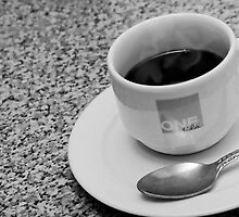 Black Coffee by Rossy Garcia