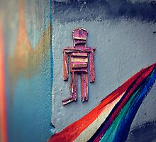 little robot by Derek Williams