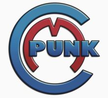 Chicago Cubs Punk by Declan Black