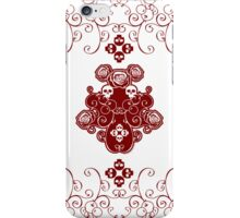 Roses & Rotten Apples - Blood in the Snow iPhone Case/Skin