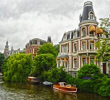 Amsterdam by GregorDyer