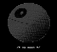 Not a Moon by fishbiscuit