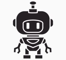 Cute Robot Child Design by Style-O-Mat