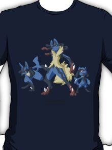 Riolu Evolutions T-Shirt