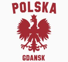POLSKA GDANSK Kids Clothes
