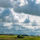 Big Sky in Denmark by Michael Brewer