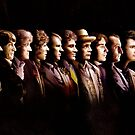 50 years of Dr Who by missmoneypenny