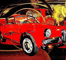 Giulietta Sprint by scat53