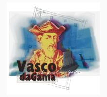 Vasco da Gama by nuno45