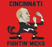 Cincinnati Fightin Micks Black by TheLawdog
