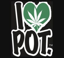 I Love Pot by ilovepot