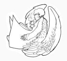 Winglock Sticker by Steamy