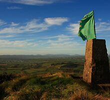 Croaghan Hill by Adrian McGlynn