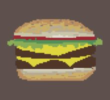 Pixel-Burger by Glo-go