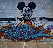 mickey mouse by Derek Williams