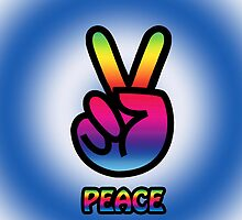 Smartphone Case - Hand of Peace 42 by Mark Podger
