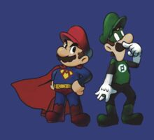 The Super Mario Bros by Petertwnsnd