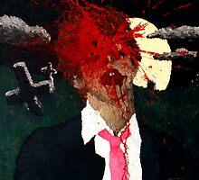 Zombie Kill Shot by AMorrisonART