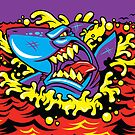 Shark Week by harebrained