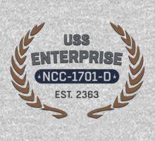 NCC-1701-D T-Shirt