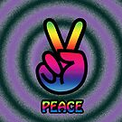 Smartphone Case - Hand of Peace 60 by Mark Podger