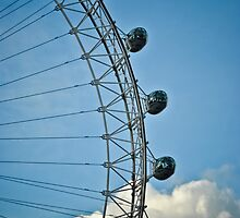 London Eye shape 2 by Gustavo Bernal
