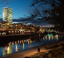 Vienna by Night by LaniPix
