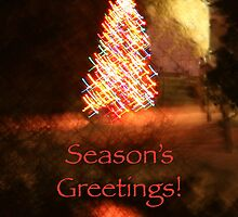 Christmas Impressions - Season's Greetings by pjphoto181