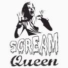 Scream Queen Retro  by zombie1