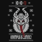 Better Be Nice...The Krampus is Coming!! by Malc Foy