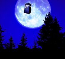 E.T. Tardis by Surpryse
