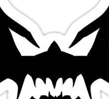 Akumetsu - Black Sticker