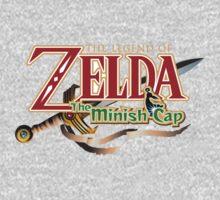 Zelda The Minish Cap Kids Clothes