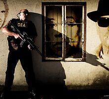 Hank Schrader @ Breaking Bad by Gabriel T Toro