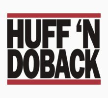 Huff 'N Doback (black) by inesbot