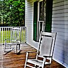 Grandma's Front Porch by designingjudy