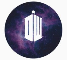Doctor Who Logo by Liam Hill